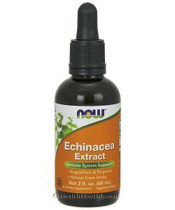 Now Foods Echinacea Extract Liquid (60ml)