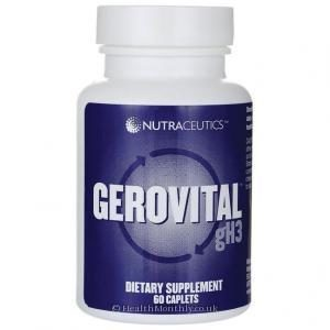 Nutraceutics Gerovital gH3 (60 Caplets)