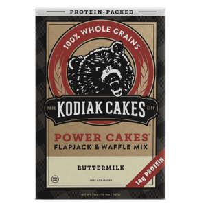 Power Cakes 6 Servings Buttermilk