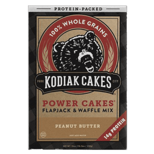Power Cakes 6 Servings Peanut Butter