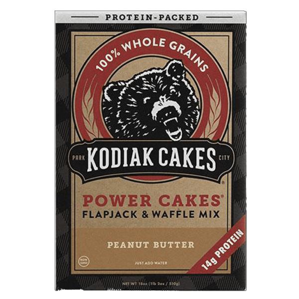 Power Cakes 6 Servings Peanut Butter