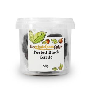Peeled Black Garlic 50g