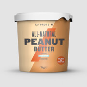 All-Natural Peanut Butter - 1kg - Coconut - Smooth