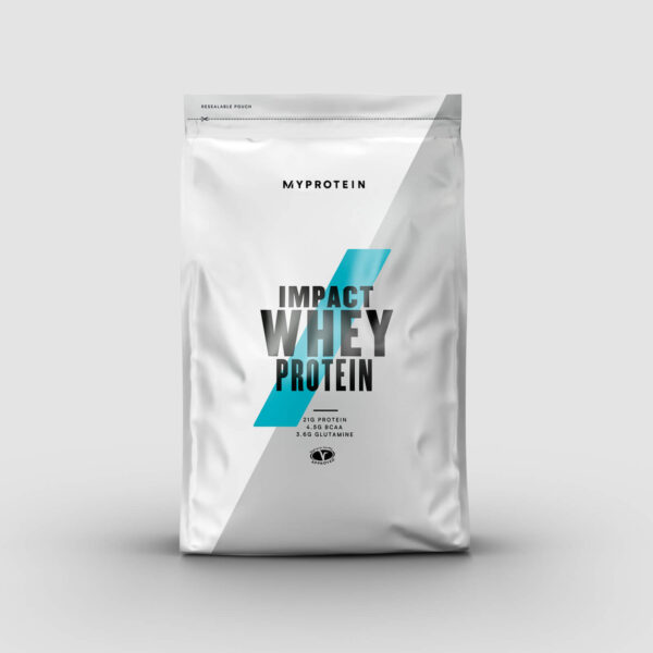 Impact Whey Protein - 250g - Unflavoured