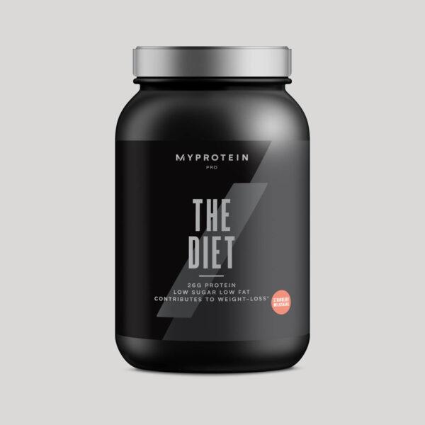 THE Diet™ - 30servings - Strawberry Milkshake